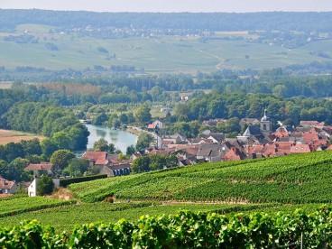 Champagne Day tour, Epernay : Avenue de Champagne & Scenic Route - Lunes, Miercoles y Viernes