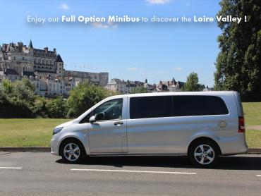 Tour Privado no Vale do Loire - castelos de Chenonceau, Chambord e degustação de vinho e almoço em adega