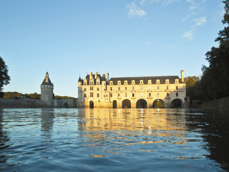 Chateau of Chenonceau - Loire Valley - France - (C)images de marc