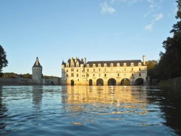 Chateau of Chenonceau - Loire Valley - France - (C)images de marc