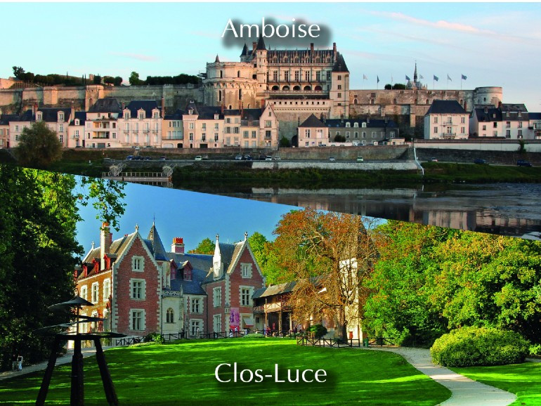 PACK Amboise Highlights : Clos-Lucé and royal chateau of Amboise