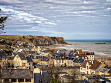 NDY-D3 - NDY-PD6 - Omaha Beach D-Day Beaches - Normandy - France