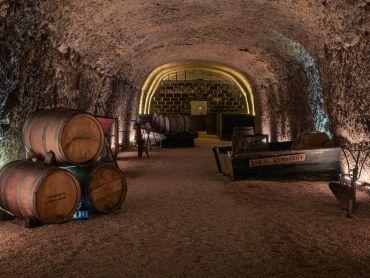 Caves Ambacia, Tour and Wine Tasting