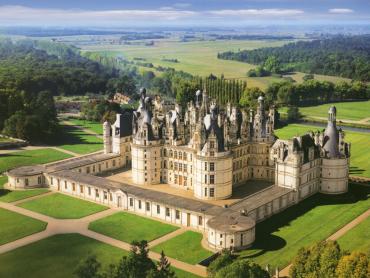 Excursión privada de lujo en el Valle del Loira de un día con 1 noche, imprescindibles