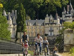 Excursões de bicicleta no Vale do Loire